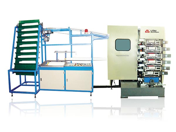 TJYT-4A Full Automatic Cup Printing Machine